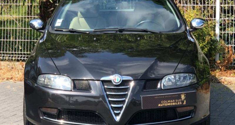 Alfa romeo GT 2.0 JTS SELECTIVE SELESPEED Noir occasion à COLMAR - photo n°5
