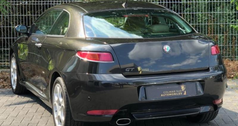 Alfa romeo GT 2.0 JTS SELECTIVE SELESPEED Noir occasion à COLMAR - photo n°2