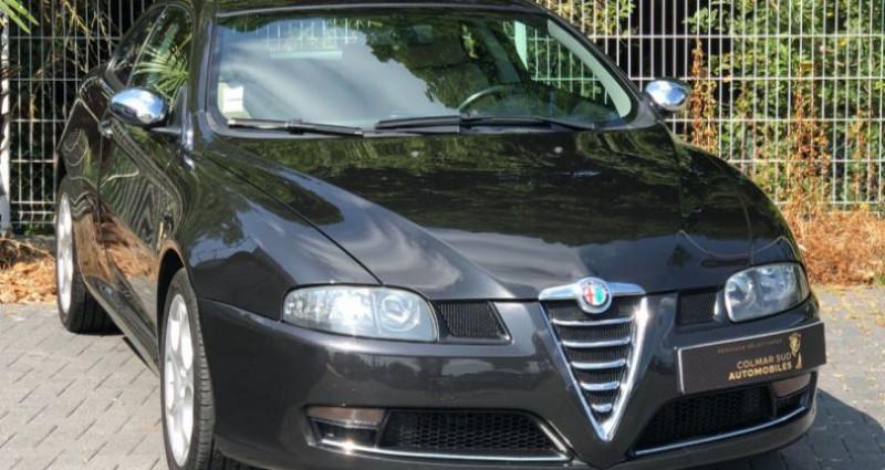 Alfa romeo GT 2.0 JTS SELECTIVE SELESPEED Noir occasion à COLMAR