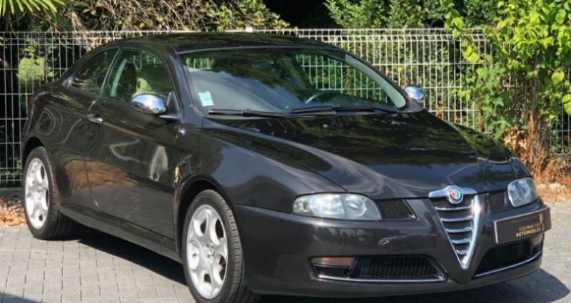 Alfa romeo GT 2.0 JTS SELECTIVE SELESPEED Noir occasion à COLMAR - photo n°4