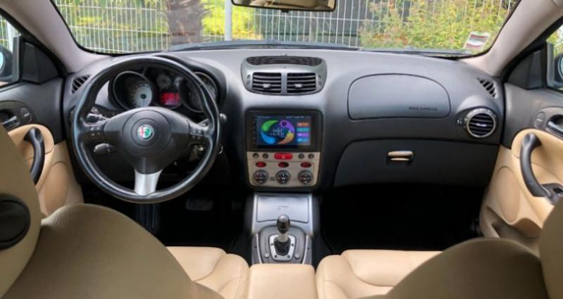 Alfa romeo GT 2.0 JTS SELECTIVE SELESPEED Noir occasion à COLMAR - photo n°3