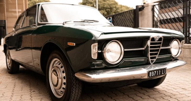 Alfa romeo GT ALFA ROMEO SCALINO GT 1300 JUNIOR Vert occasion à Reggio Emilia - photo n°2