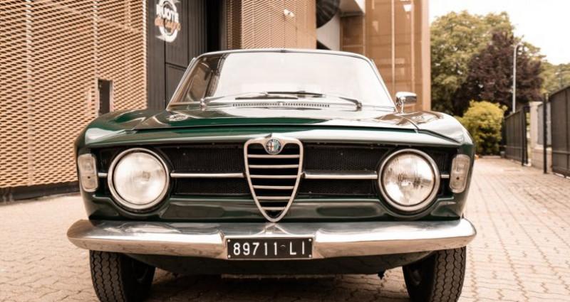 Alfa romeo GT ALFA ROMEO SCALINO GT 1300 JUNIOR Vert occasion à Reggio Emilia - photo n°4