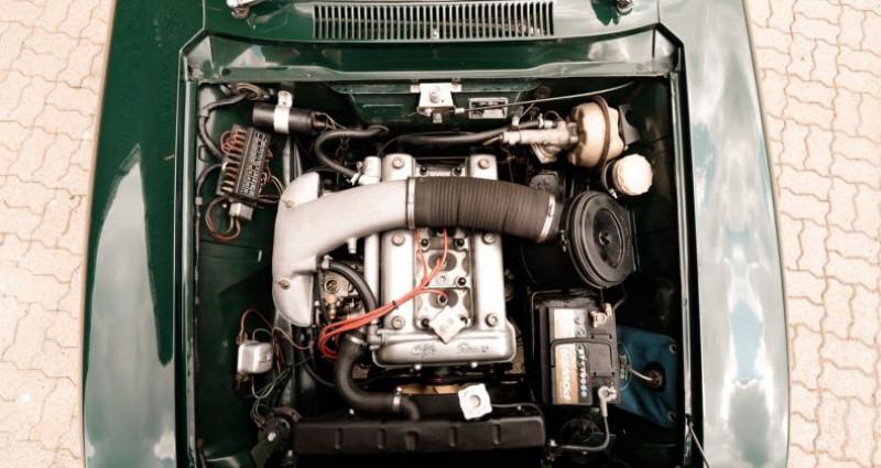 Alfa romeo GT ALFA ROMEO SCALINO GT 1300 JUNIOR Vert occasion à Reggio Emilia - photo n°5