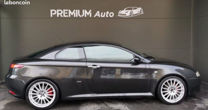 Alfa romeo GT Roméo 165ch Gris occasion à Francin - photo n°2