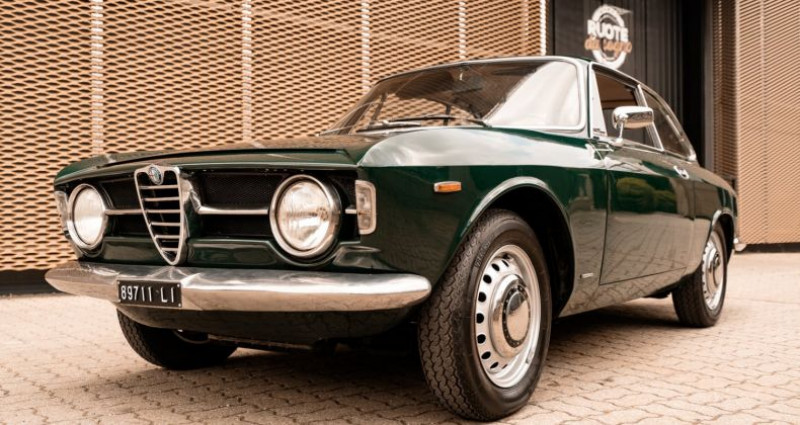 Alfa romeo GT SCALINO 1300 JUNIOR Vert occasion à Reggio Emilia