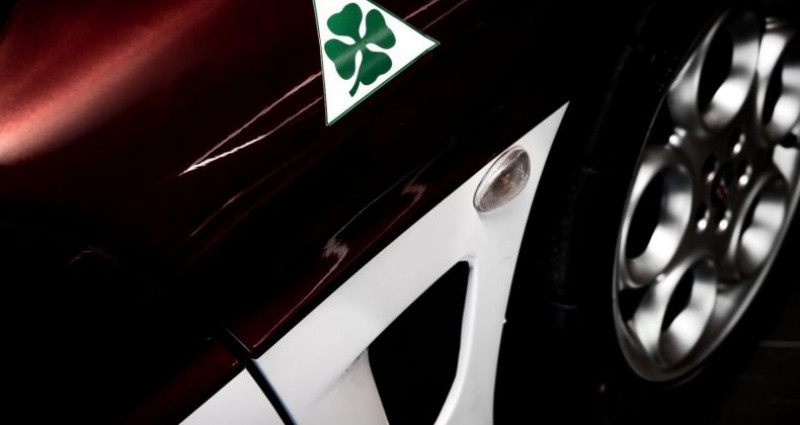 Alfa romeo GTV 2.0 V6 Turbo Cup Replica Rouge occasion à Reggio Emilia - photo n°5