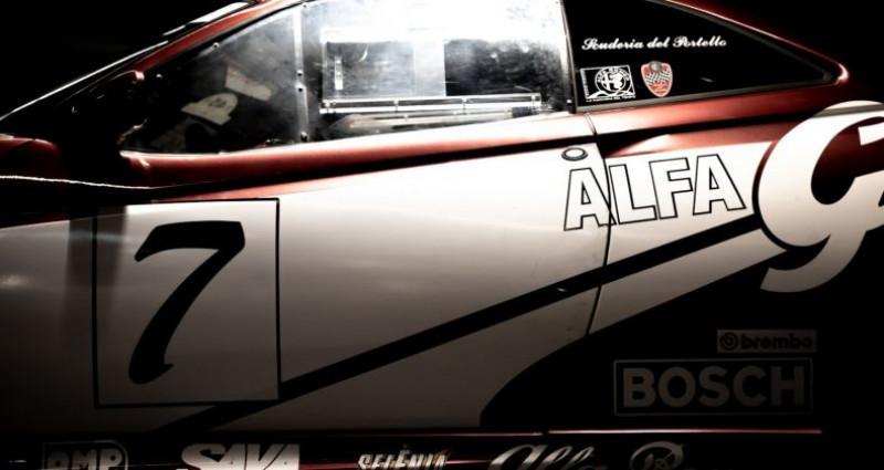 Alfa romeo GTV 2.0 V6 Turbo Cup Replica Rouge occasion à Reggio Emilia - photo n°7