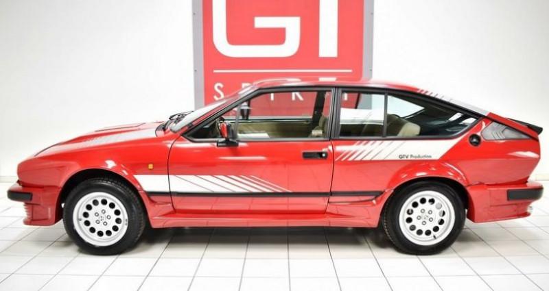 Alfa romeo GTV 6 2.5L kit Production  occasion à La Boisse - photo n°3