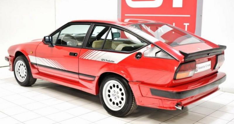 Alfa romeo GTV 6 2.5L kit Production  occasion à La Boisse - photo n°2