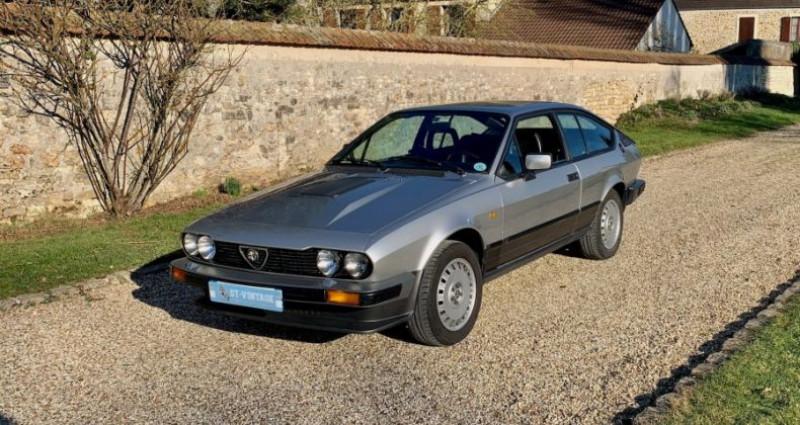 Alfa romeo GTV gtv6 2l5 de 1984 2 serie Gris occasion à Marcq - photo n°2