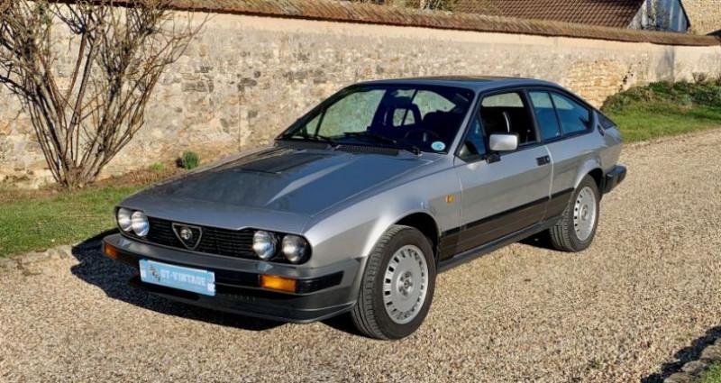 Alfa romeo GTV gtv6 2l5 de 1984 2 serie Gris occasion à Marcq