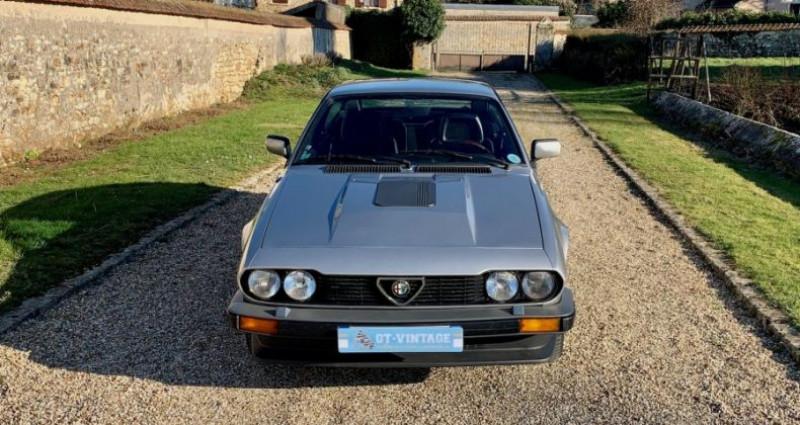 Alfa romeo GTV gtv6 2l5 de 1984 2 serie Gris occasion à Marcq - photo n°7