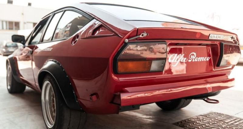 Alfa romeo GTV V6 2.5 CORSA Rouge occasion à Reggio Emilia - photo n°4