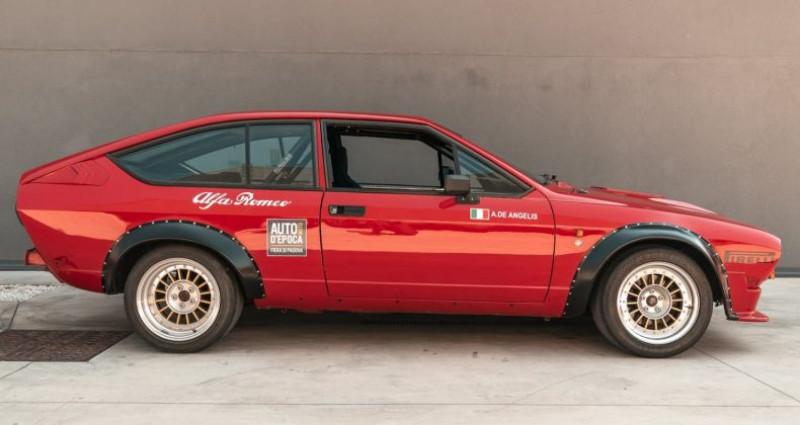Alfa romeo GTV V6 2.5 CORSA Rouge occasion à Reggio Emilia - photo n°2