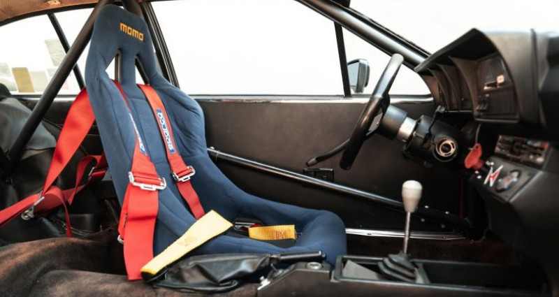 Alfa romeo GTV V6 2.5 CORSA Rouge occasion à Reggio Emilia - photo n°7