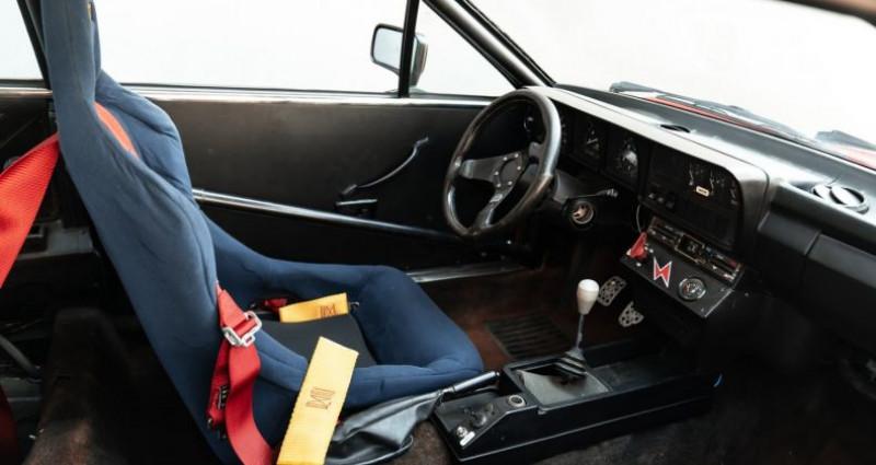 Alfa romeo GTV V6 2.5 CORSA Rouge occasion à Reggio Emilia - photo n°6