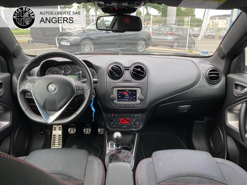 Alfa romeo Mito 0.9 Twin Air 105ch Imola MY18 Stop&Start Rouge occasion à Angers - photo n°3