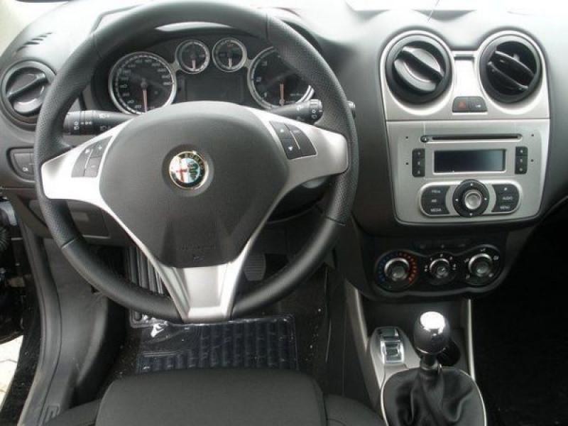 Alfa romeo Mito 1.3 JTDM 85 Noir occasion à Beaupuy