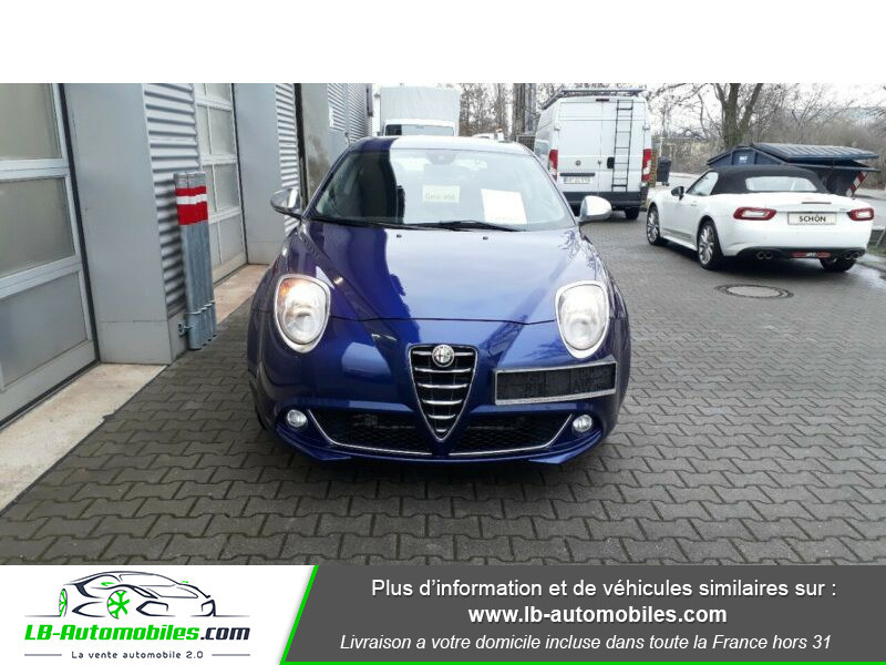 Alfa romeo Mito 1.4 MPI 78 Bleu occasion à Beaupuy - photo n°5