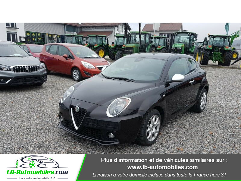 Alfa romeo Mito 1.4 MPI 78 Noir occasion à Beaupuy