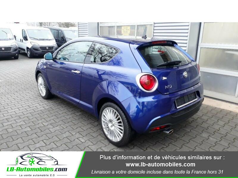 Alfa romeo Mito 1.4 MPI 78 Bleu occasion à Beaupuy - photo n°3