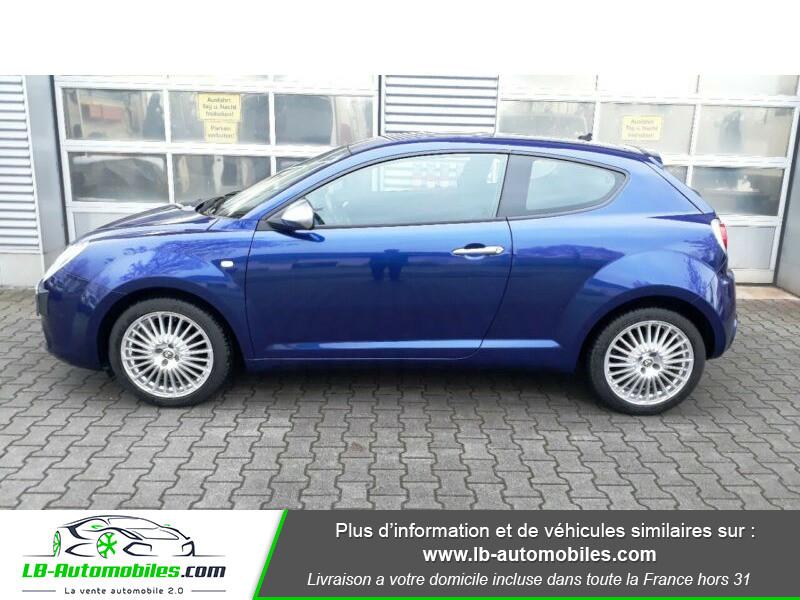 Alfa romeo Mito 1.4 MPI 78 Bleu occasion à Beaupuy - photo n°6