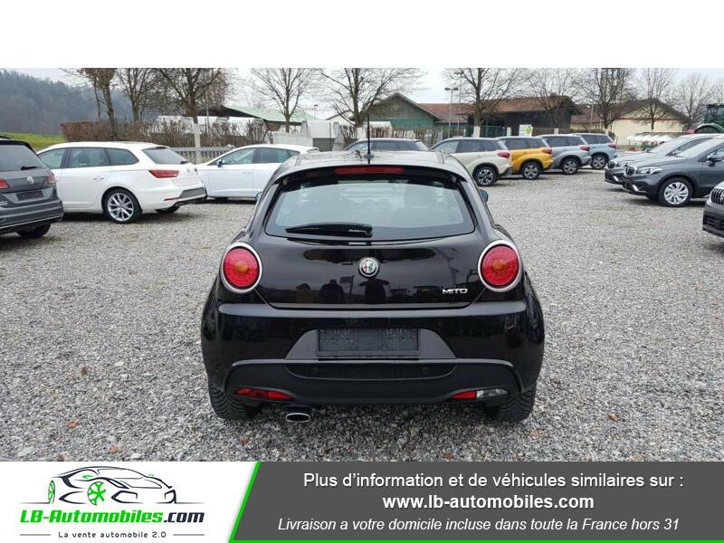 Alfa romeo Mito 1.4 MPI 78 Noir occasion à Beaupuy - photo n°9