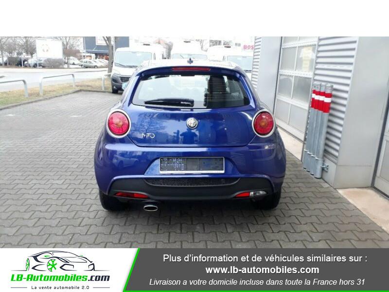 Alfa romeo Mito 1.4 MPI 78 Bleu occasion à Beaupuy - photo n°7
