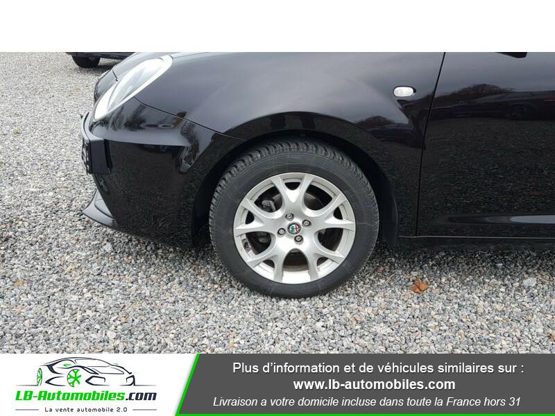 Alfa romeo Mito 1.4 MPI 78 Noir occasion à Beaupuy - photo n°10