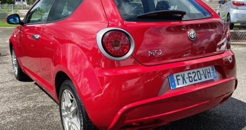 Alfa romeo Mito 1.4 MPI 78ch Distinctive Stop&Start  occasion à EPAGNY - photo n°3