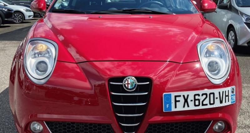 Alfa romeo Mito 1.4 MPI 78ch Distinctive Stop&Start  occasion à EPAGNY - photo n°5