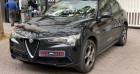 Alfa romeo Stelvio 2.0 TURBO 280 Q4 Noir à Boulogne-Billancourt 92