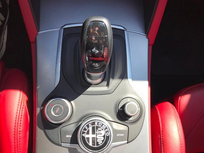 Alfa romeo Stelvio 2.0T 280ch Turismo Q4 AT8 MY19 Gris occasion à Toulouse - photo n°6