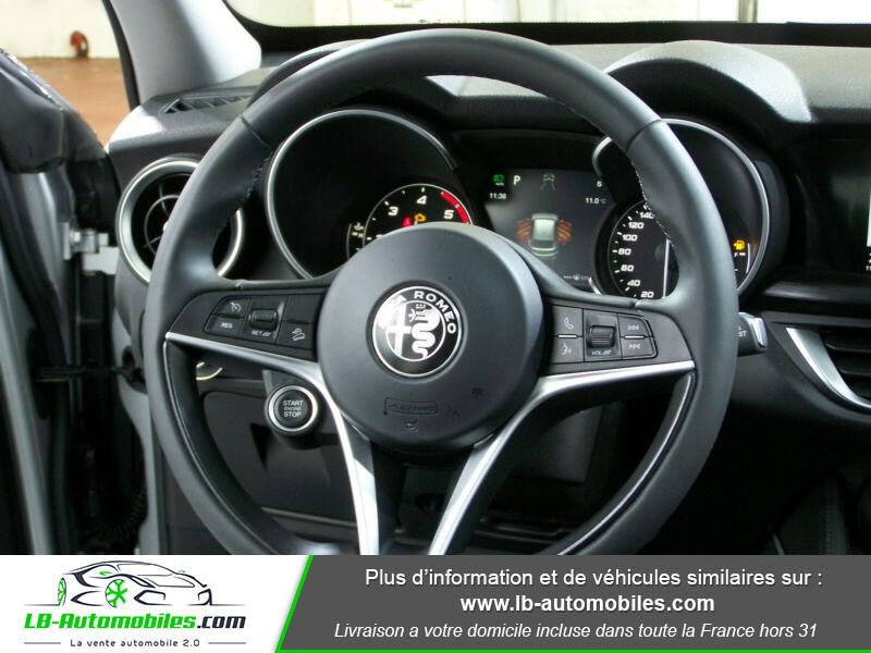 Alfa romeo Stelvio 2.2 180 ch AT8 Argent occasion à Beaupuy - photo n°6