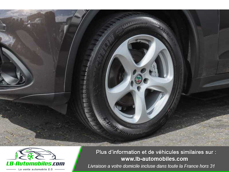 Alfa romeo Stelvio 2.2 180 ch AT8 Marron occasion à Beaupuy - photo n°7