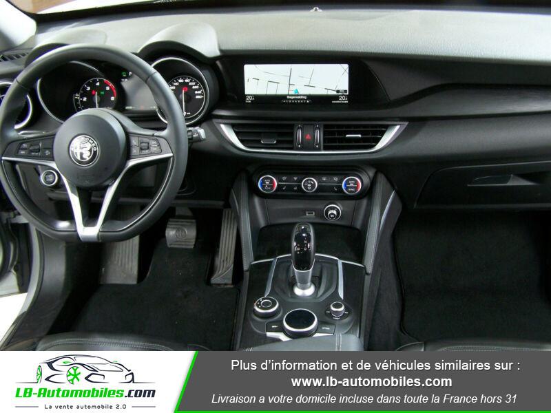Alfa romeo Stelvio 2.2 180 ch AT8 Argent occasion à Beaupuy - photo n°2