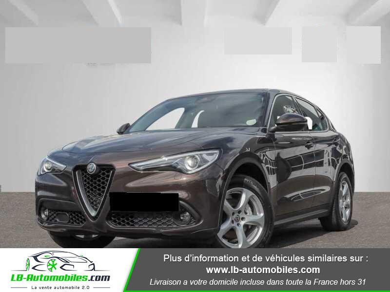 Alfa romeo Stelvio 2.2 180 ch AT8 Marron occasion à Beaupuy