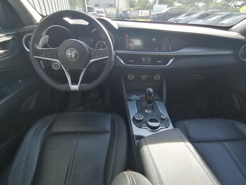 Alfa romeo Stelvio 2.2 Diesel 150ch Super AT8 Marron occasion à Saint-Doulchard - photo n°8