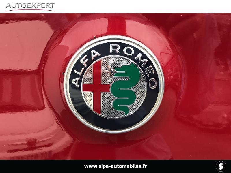 Alfa romeo Stelvio 2.2 Diesel 180ch Super AT8 Rouge occasion à Mérignac - photo n°10