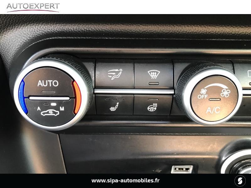 Alfa romeo Stelvio 2.2 Diesel 190ch Executive AT8 MY19 Gris occasion à Muret - photo n°17