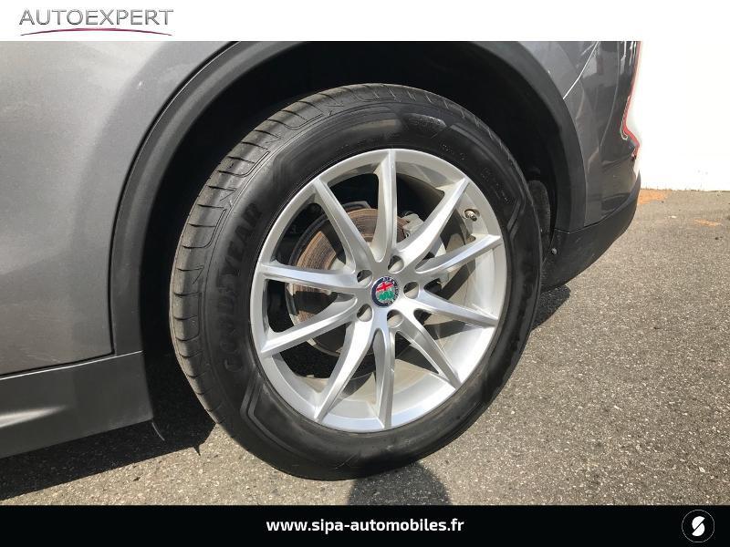 Alfa romeo Stelvio 2.2 Diesel 190ch Executive AT8 MY19 Gris occasion à Muret - photo n°7