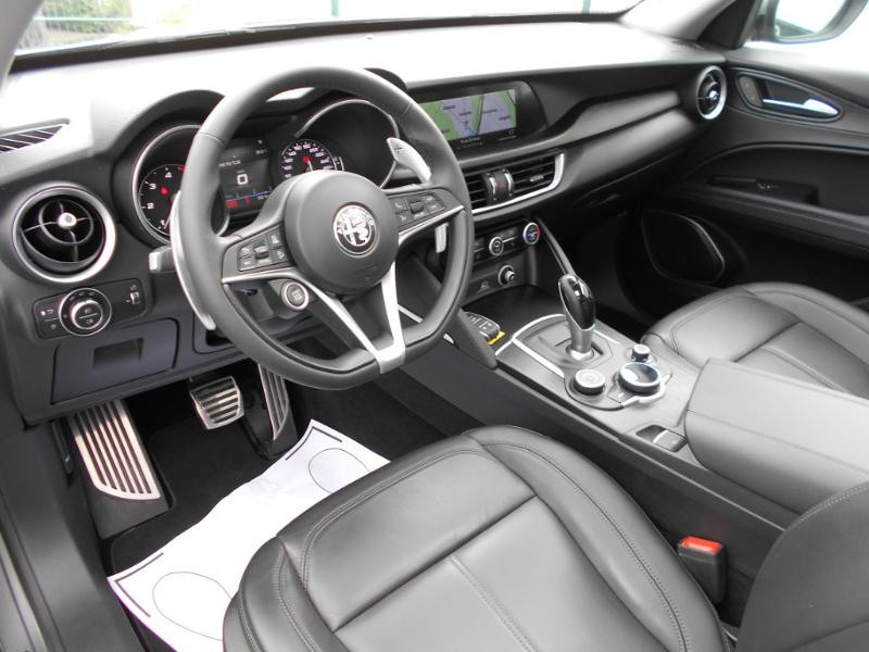 Alfa romeo Stelvio 2.2 Diesel 190ch Executive AT8 MY19 Gris occasion à Toulouse - photo n°19