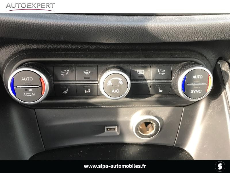 Alfa romeo Stelvio 2.2 Diesel 190ch Executive Q4 AT8 MY19 Rouge occasion à Mérignac - photo n°12