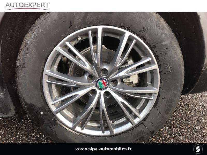 Alfa romeo Stelvio 2.2 Diesel 190ch Executive Q4 AT8 MY19 Rouge occasion à Mérignac - photo n°7