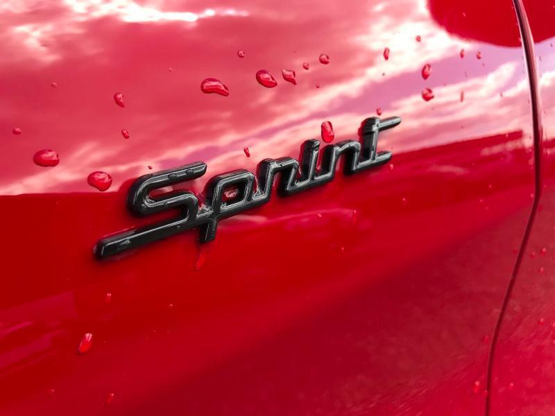 Alfa romeo Stelvio 2.2 Diesel 190ch Sprint Q4 AT8 MY21 Rouge occasion à Mérignac - photo n°9
