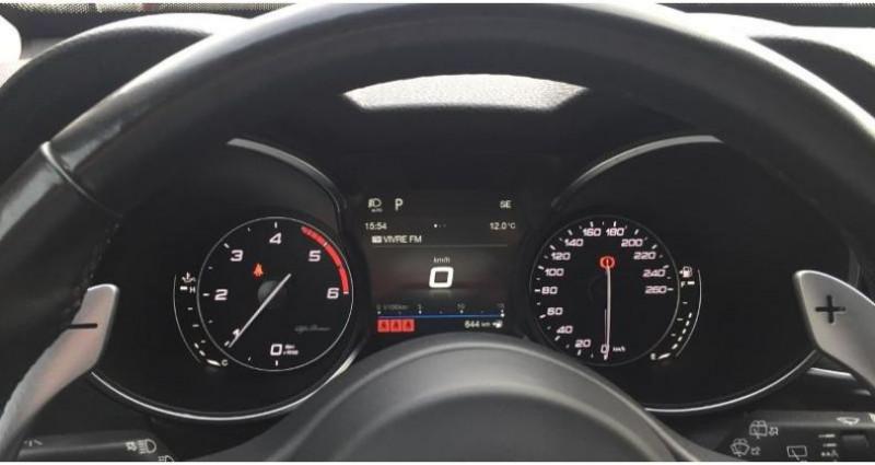 Alfa romeo Stelvio 2.2 Diesel 210ch Lusso Q4 AT8 Gris occasion à BEAUVAIS - photo n°7