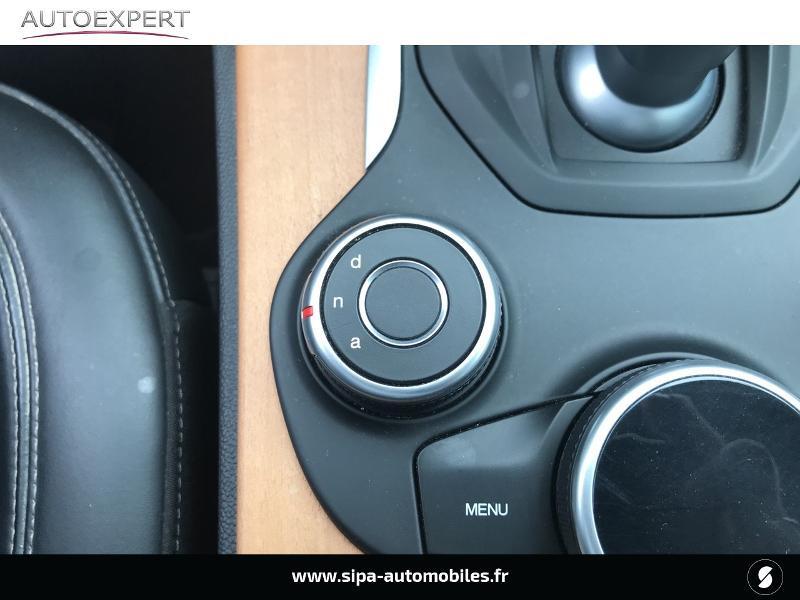 Alfa romeo Stelvio 2.2 Diesel 210ch Lusso Q4 AT8 Gris occasion à Mérignac - photo n°17