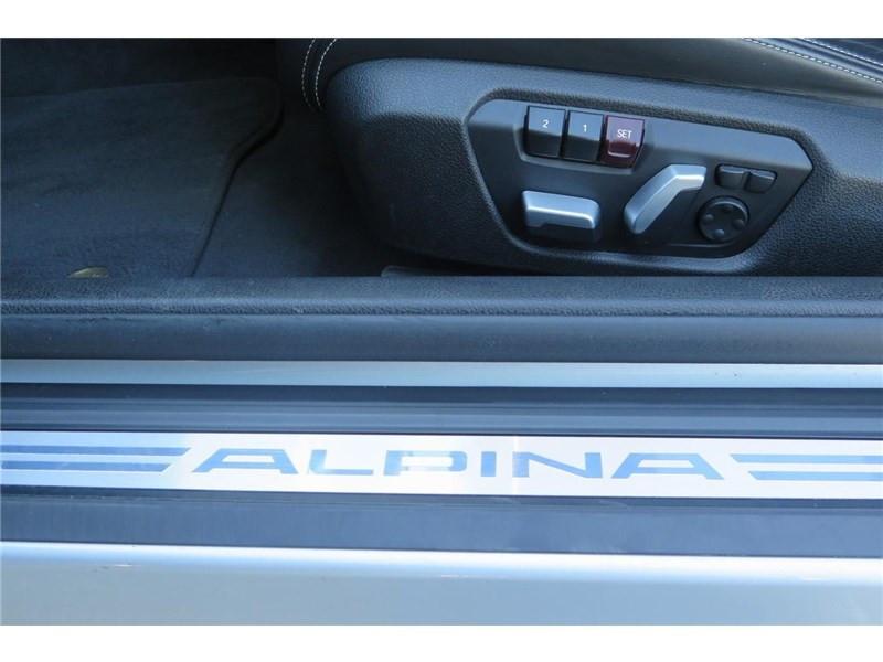 Alpina B4 ALLRAD Switch-tronic A Gris occasion à LABEGE CEDEX - photo n°14
