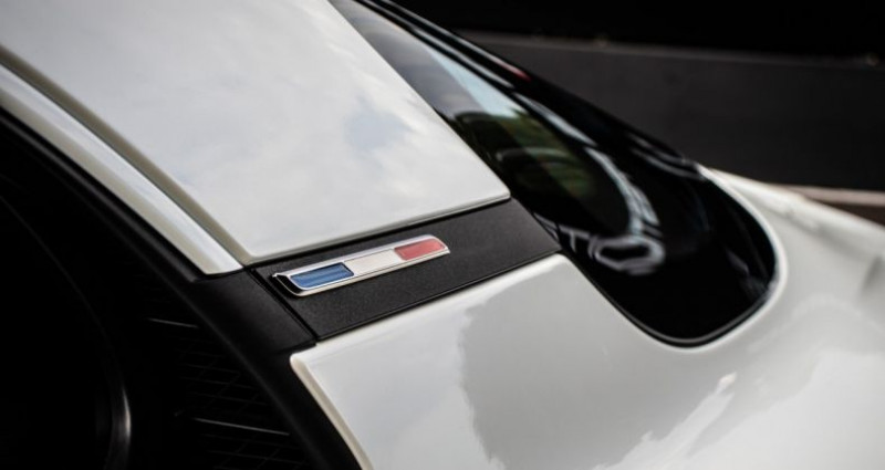 Alpine renault A110 - PURE Première édition N°1093 - 252ch - 1.8l Turbo Blanc occasion à SOUFFELWEYERSHEIM - photo n°5